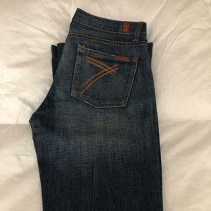 7 For All Mankind 'Dojo' jeans